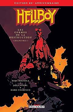 Hellboy #1 - Edition 25e anniversaire: Edition 25ème anniversaire