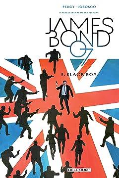 James Bond Vol. 5: Black box