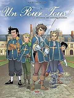 Un pour tous ! Vol. 4: L'Héritage du Duc de Nevers