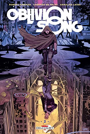 Oblivion song Tome 2