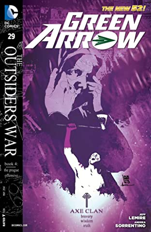 Green Arrow (2011-) #29