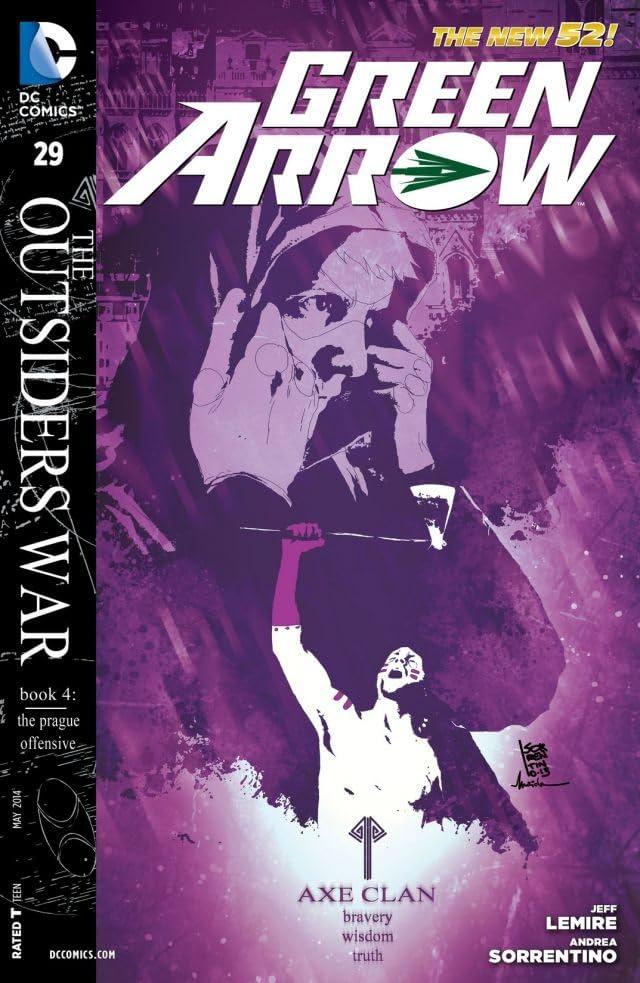 Green Arrow (2011-) #29