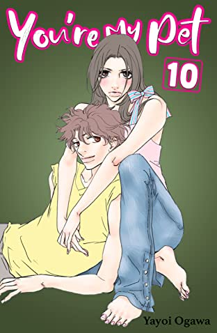 You're My Pet (comiXology Originals) Tome 10
