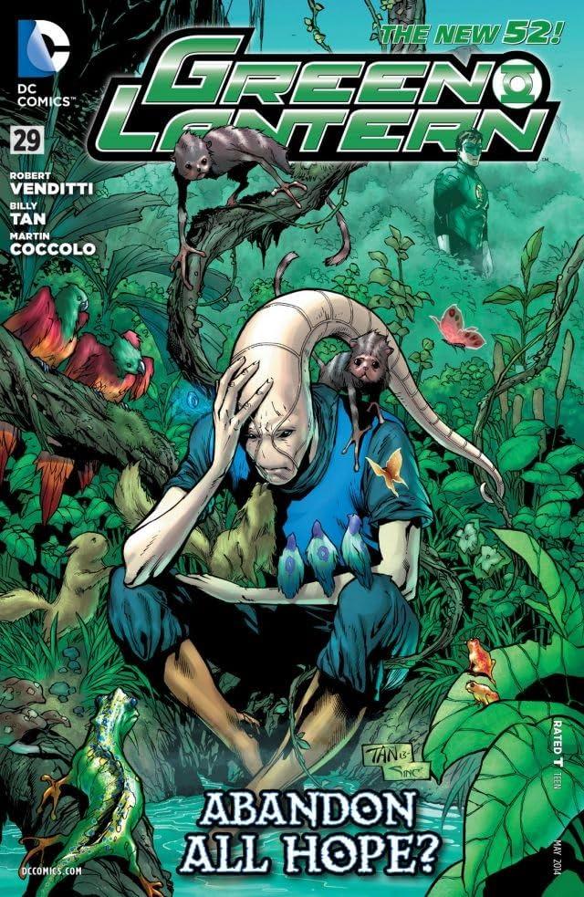 Green Lantern (2011-2016) #29