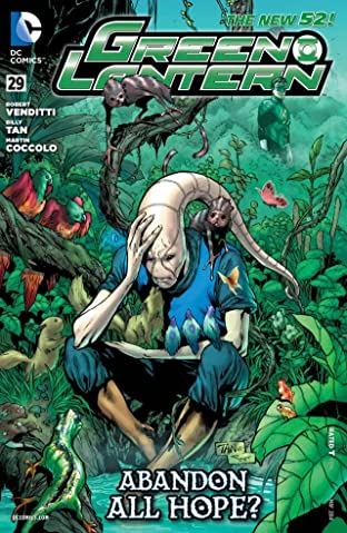 Green Lantern (2011-) #29