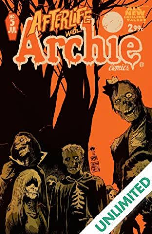 Afterlife With Archie #5