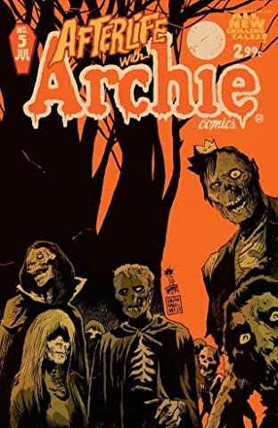 Afterlife With Archie No.5