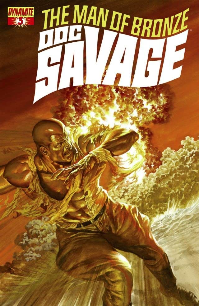 Doc Savage #3: Digital Exclusive Edition