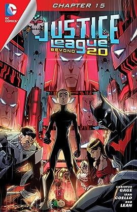 Justice League Beyond 2.0 (2013-2014) #15