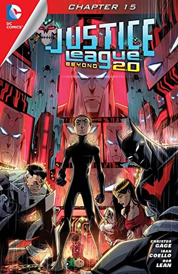 Justice League Beyond 2.0 (2013-2014) #15