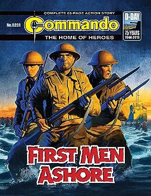 Commando #5231: First Men Ashore