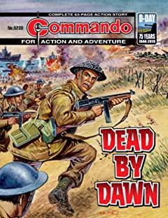 Commando #5233: Dead By Dawn