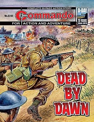 Commando #5233: Dead By Dawn