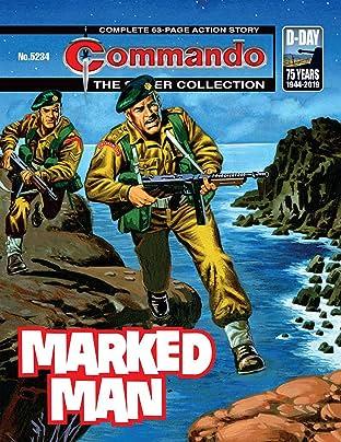 Commando #5234: Marked Man