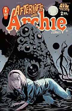 Afterlife With Archie No.6