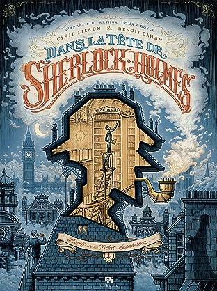 Dans la tête de Sherlock Holmes Tome 1: L'affaire du ticket scandaleux
