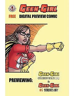 Geek-Girl Free Digital Preview Comic