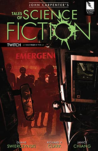 John Carpenter's Tales of Science Fiction: TWITCH #4