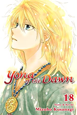 Yona of the Dawn Tome 18