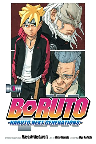 Boruto: Naruto Next Generations Vol. 6: Karma