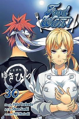 Food Wars!: Shokugeki no Soma Vol. 30: The Way They Do Things