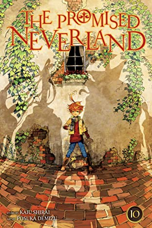 The Promised Neverland Tome 10: Rematch