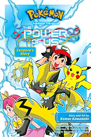 Pokémon the Movie: The Power of Us--Zeraora Vol. 1