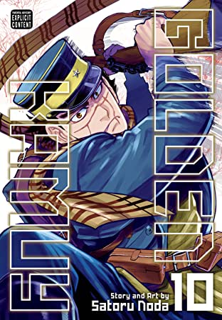 Golden Kamuy Vol. 10