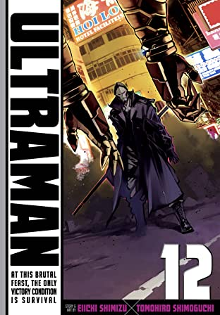 Ultraman Tome 12
