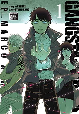 Gangsta: Cursed. Tome 1: Ep_Marco Adriano