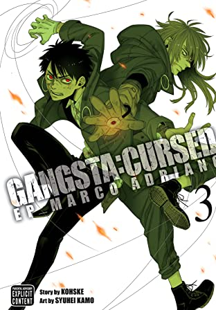 Gangsta: Cursed. Tome 3