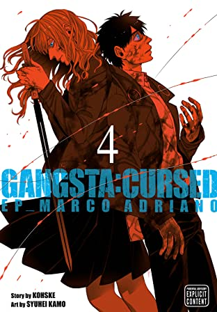 Gangsta: Cursed. Tome 4