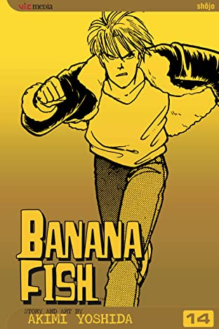 Banana Fish Tome 14