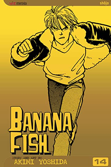 Banana Fish Vol. 14