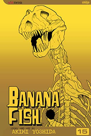 Banana Fish Tome 15