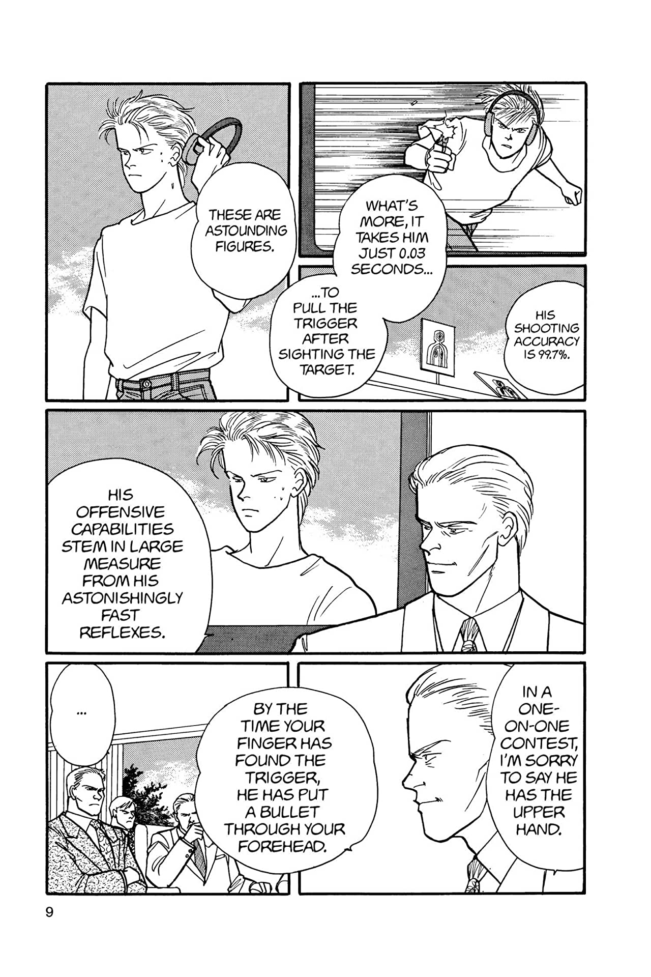 Banana Fish Tome 16