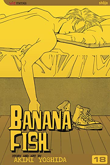 Banana Fish Tome 18