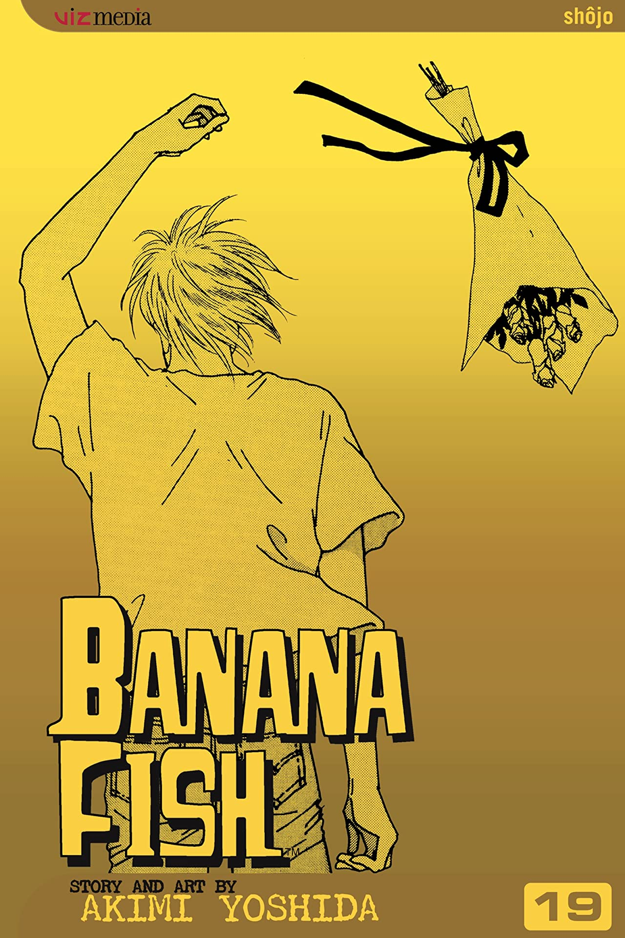 Banana Fish Tome 19