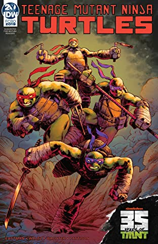 Teenage Mutant Ninja Turtles: Casualty of War