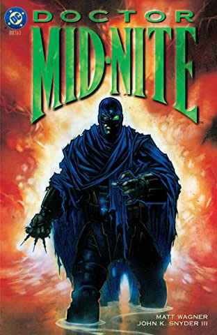 Doctor Mid-Nite (1999) No.3