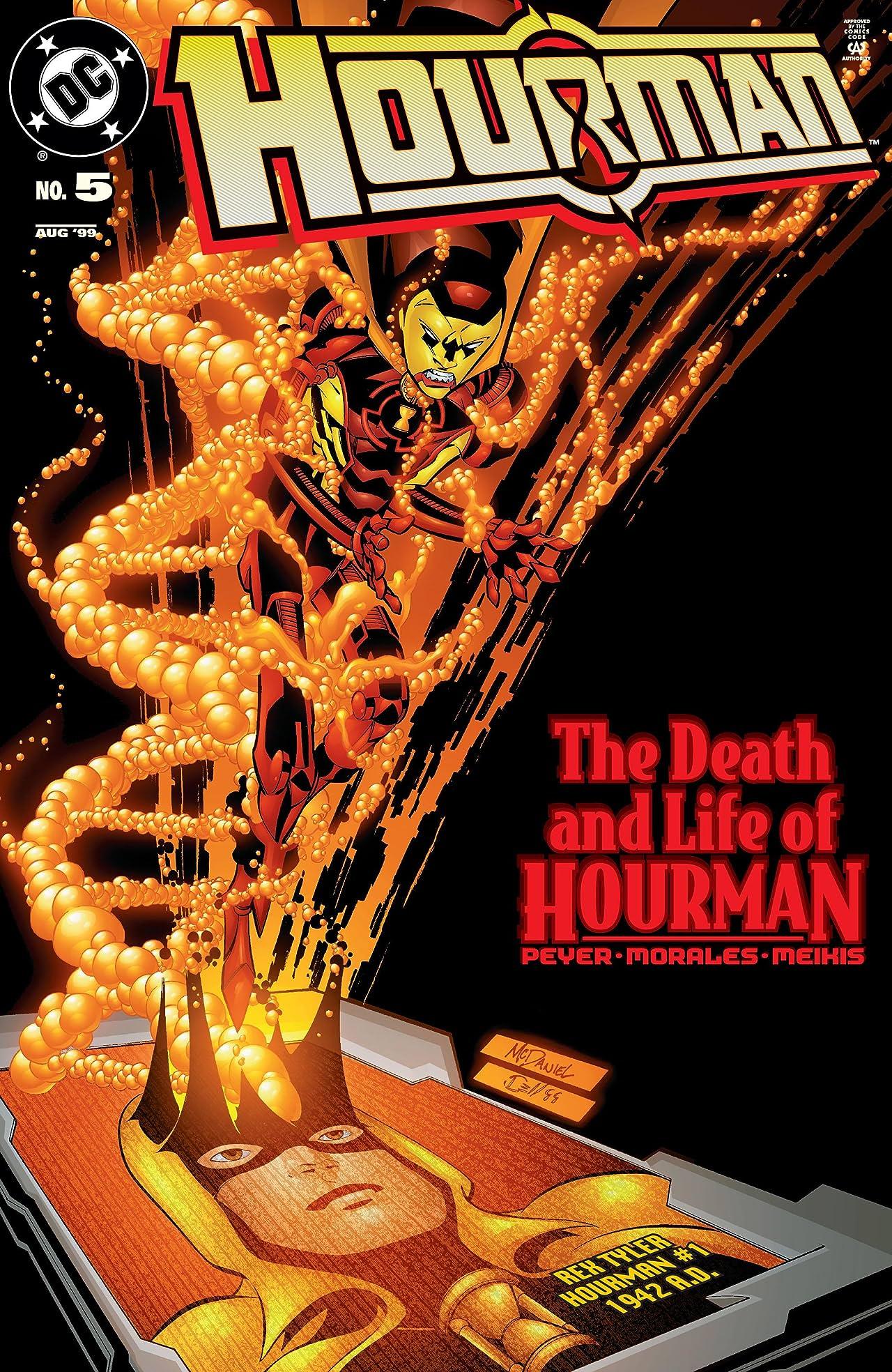 Hourman (1999-2001) #5
