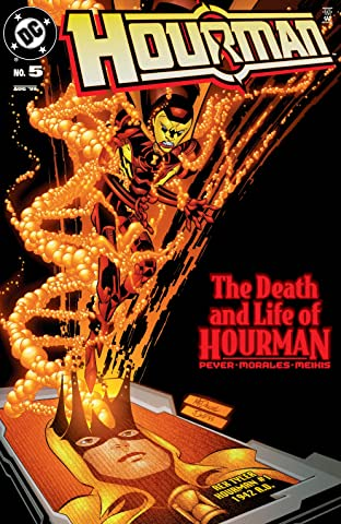 Hourman (1999-2001) No.5