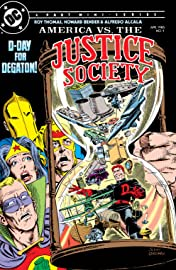 America Vs. The Justice Society (1985) #4