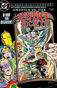 America Vs. The Justice Society (1985) #4