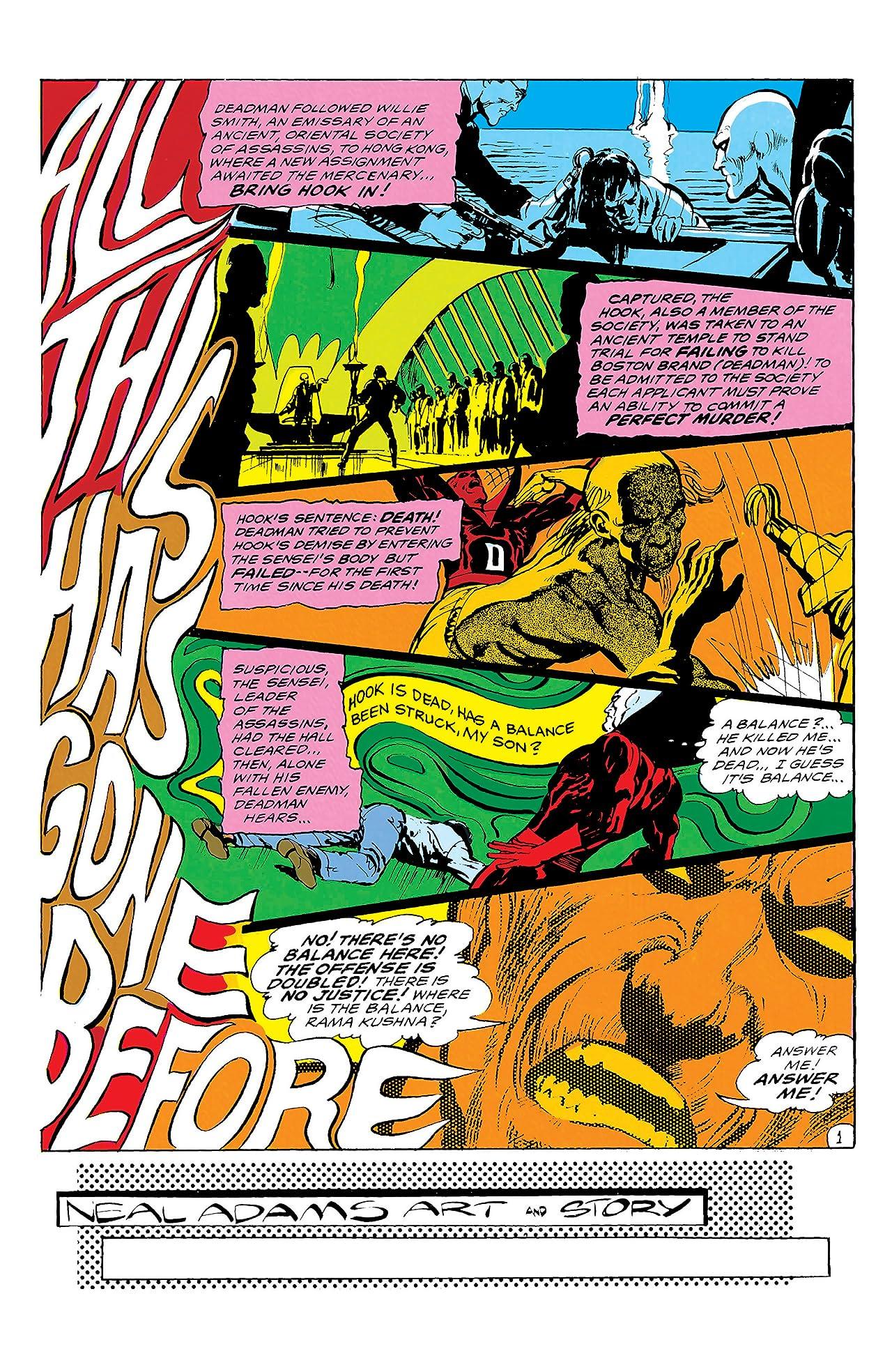 Deadman (1985) No.7