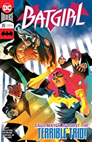 Batgirl (2016-) No.35