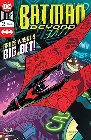 Batman Beyond (2016-) No.32