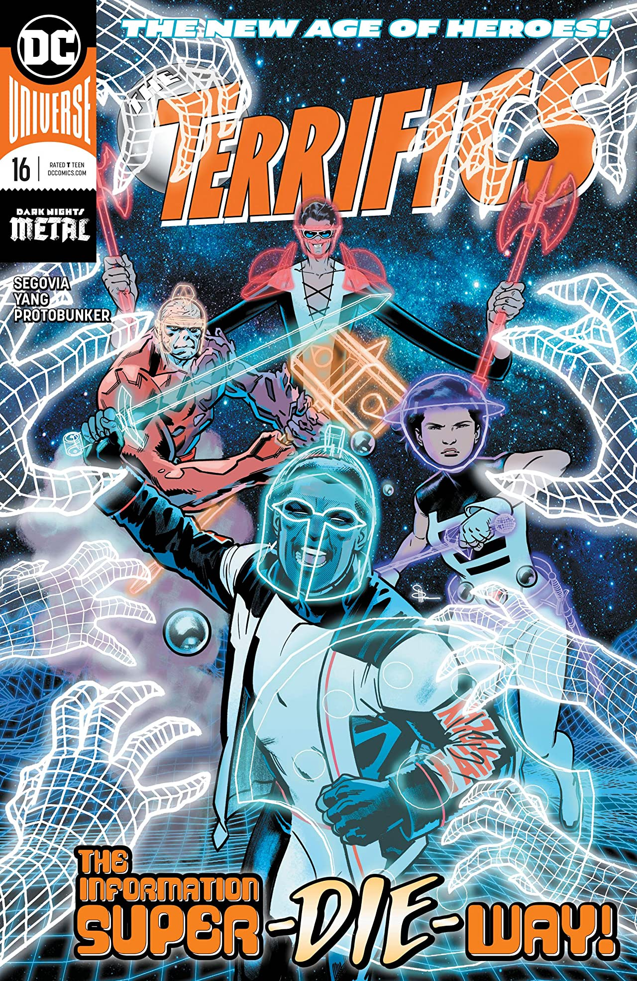 The Terrifics (2018-) No.16