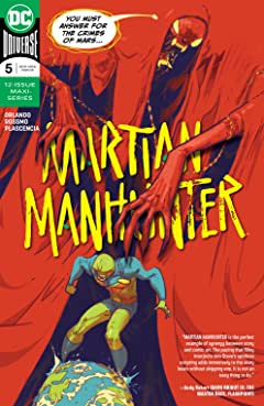 Martian Manhunter (2018-) No.5