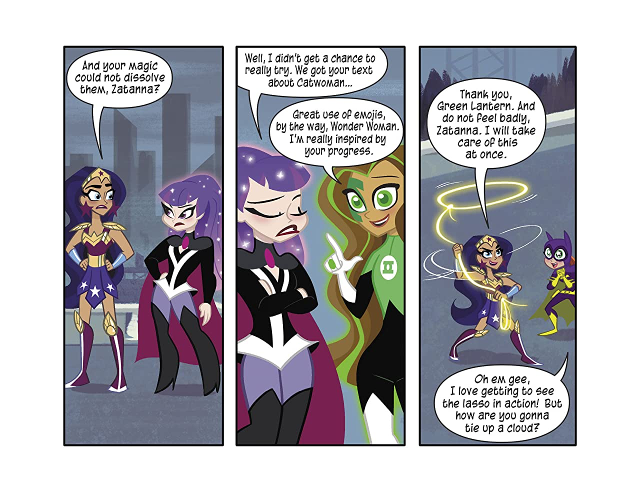 DC Super Hero Girls: Weird Science (2019-) #9